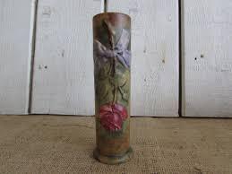 vase home decor vintage ceramic rose bud vase vintage bud vase un marked vintage