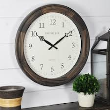 Texas Chateau Home Decor Clocks Wall Decor Home Decor Kohl U0027s