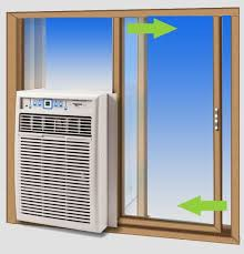 Vertical Sliding Windows Ideas How To Install A Vertical Window Air Conditioner In Your Room