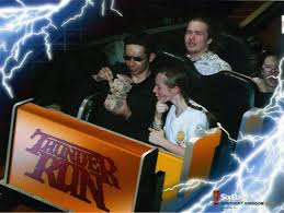 Six Flags Meme - 27 awesomely staged roller coaster photos mental floss