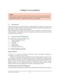d agement bureau project management bureau of energy efficiency lecture notes