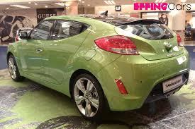 hyundai spirra news hyundai veloster in malaysia effing cars