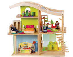eco friendly and sustainable dollhouses nature moms