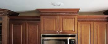 kitchen molding ideas attaching crown molding to kitchen cabinets imanisr