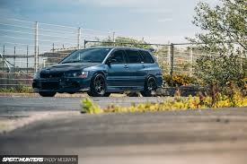 mitsubishi lancer wagon 2017 mitsubishi lancer evolution ix wagon tomei speedhunters by