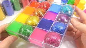 Colors Twinkle Twinkle Little Star Diy All Colors Slime Glue Water