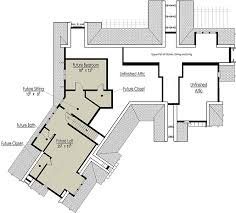 Mountain Home Designs Floor Plans Rustic Mountain Home Plan 18268be Architectural Designs