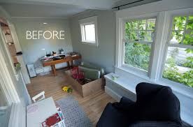 How Much To Add A Sunroom The Curbly Family Sunroom Makeover Emily Henderson