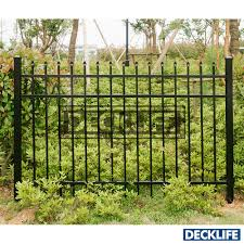 lowes aluminum fence lowes aluminum fence suppliers and