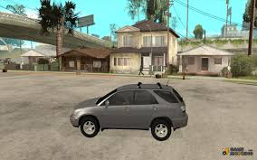 lexus rx300 repair manual download lexus rx300 for gta san andreas