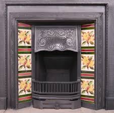 inserts reclaimed cast iron fireplaces antique fires