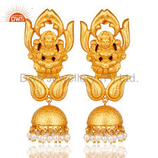 temple design gold earrings jhumka temple earrings jhumka temple earrings suppliers and