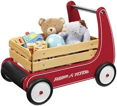 for 1 year olds radio flyer classic wagon walker best toys for
