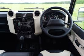 land rover defender 2015 interior land rover defender 90 2015 review pictures land rover