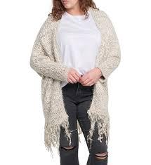 silver cardigan sweater marla fringe cardigan sweater silver