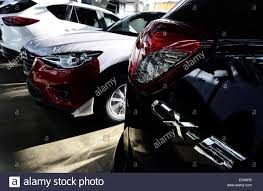 mazda car line vladivostok russia 16th feb 2015 mazda cx 5 cars at an assembly