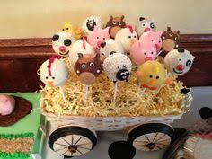farm animal cake pops cake balls and cake pops ideas pinterest