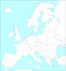 Interactive Map Of Asia by Interactive Map Of Europe Europe With Countries And Seas Also Map