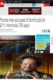 Florida Man Meme - adventures of florida man by darxwolf meme center