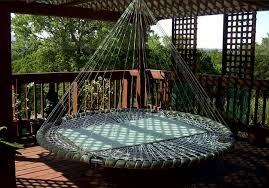 15 amazing outdoor swing bed designs homedecormate
