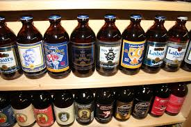 like light beers crossword a canadian beer bottle collection like no other baytoday ca