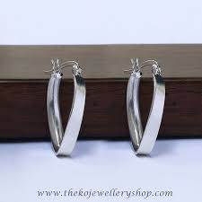 hoops earrings india 62 best silver hoops india online shopping images on
