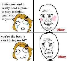 Okay Meme Facebook - image 232044 okay guy know your meme