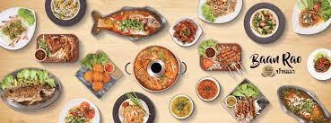 baan cuisine baan rao home petaling jaya malaysia menu prices