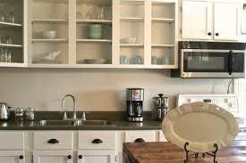 No Door Kitchen Cabinets Kitchen Cabinets Without Doors For Organizing Storage Kutskokitchen
