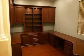 Wall Cabinets For Home Office Impressive Home Office Cabinets Home Office Wall Cabinets