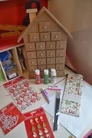christmas crafts advent calendar to become mum