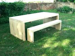 wooden table and bench picnic bench plans bench plans picnic table lumber plans picnic