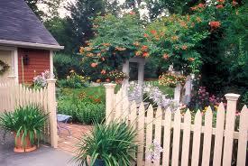 beautiful backyard flower gardens decorating clear