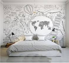 popular wall map wallpaper buy cheap wall map wallpaper lots from 3d room wallpaper custom murals photo world map decoration painting bedroom wallpaper 3d wall murals wall