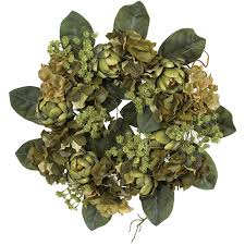 Spring Wreaths For Door by Wreaths Awesome Faux Floral Wreath Faux Floral Wreath Silk