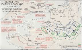 Southern France Map Demarcation Line France Wikipedia Map Map Noting German Advances