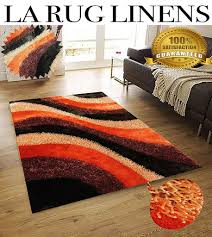 La Rugs Signature Collection Shag Area Rugs Carpets La Rug Linens