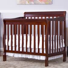 Mini Convertible Cribs On Me Aden 3 In 1 Convertible Mini Crib Reviews Wayfair