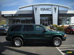 1999 dodge durango slt 1999 forest green pearlcoat dodge durango slt 4x4 27804784 photo