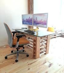 plan de bureau en bois bureau avec plan de travail isawaya info