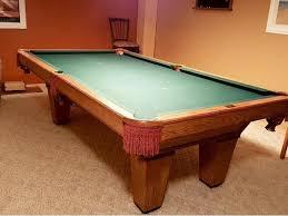 brunswick slate pool table brunswick slate pool table price reduced north regina regina