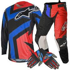red motocross boots alpinestars new 2016 mx techstar black red motocross gear gloves
