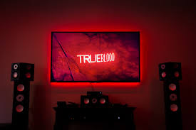 philips hue light strip behind tv phillips hue behind tv avs forum home theater discussions and