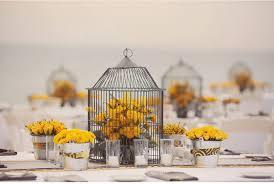 birdcage centerpieces wedding design decor birdcage details