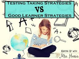 test taking strategies vs good learner strategies brain breaks