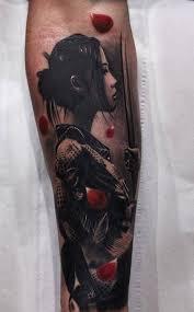 die besten 25 geisha tattoos ideen auf pinterest geisha tattoo