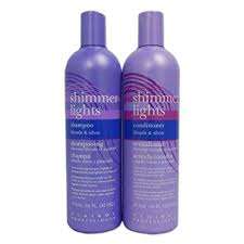 clairol shimmer lights before and after amazon com clairol shimmer lights 16 oz shoo 16 oz