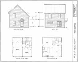 Build Small Saltbox House Plans by 16 X 24 Floor Plan Plans By Davis Frame Weekend Timber
