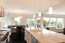 Transitional Island Lighting Seattle Instant Pendant Light Kitchen Transitional With Island