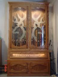 Glass Gun Cabinet Small Gun Cabinet Plans Free Woodworking Plans Queen Headboard Diy